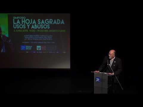 Simposio La Hoja Sagrada II: Política boliviana de la hoja de coca (2006 - 2013)