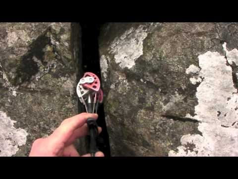 Glenmore Lodge - Placing & Removing Climbing Protection.mov