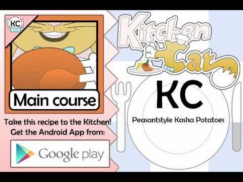 Video of KC Peasantstyle Kasha Potatoes