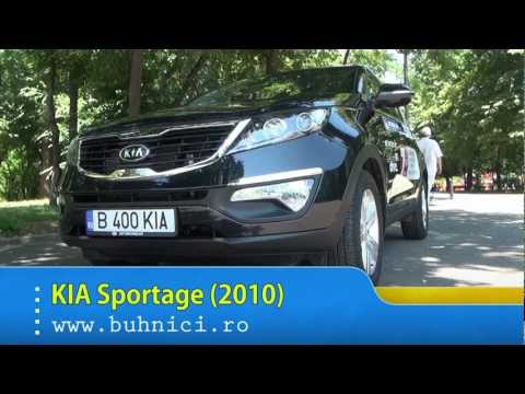 Kia Sportage 2011 (review by www.buhnici.ro)