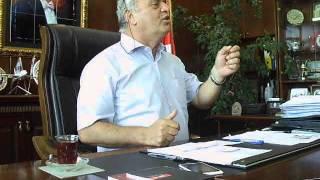 çiftlikköy belediye başkani dağ baskilara boyun eğmem
