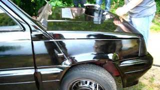 Vatertag 2011 Mölln - Knight Rider: SEAT Marbella Als Bollerwagen - Jetzt Wird Gegrillt!