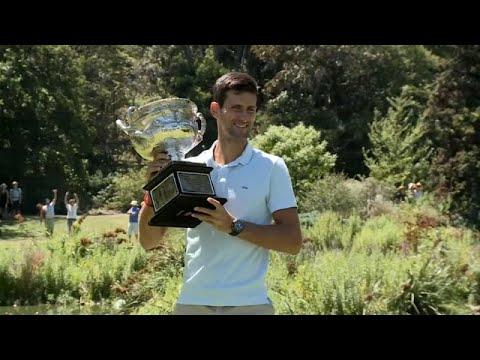 Τένις: Ο Τζόκοβιτς θέλει το ρεκόρ του Φέντερερ