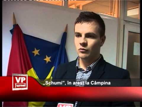 """""""Schumi"""", în arest la Câmpina"""