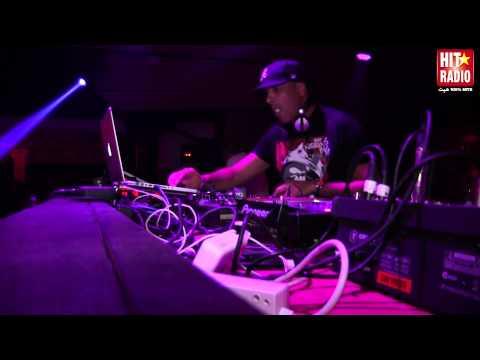 Reportage Live de DJ Abdel au Pacha Marrakech avec HIT RADIO - 2014