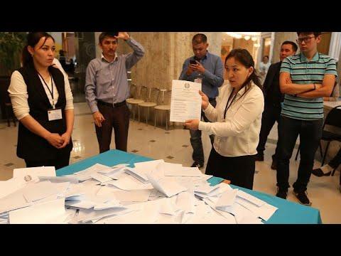 Καζακστάν: Εκλογές και… προσαγωγές