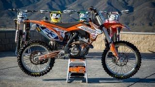 4. Racer X Tested: 2013 KTM 250 SX-F Big Bore