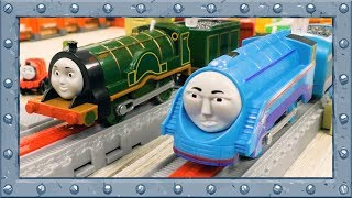 Video Emily is faster than Gordon?!?!?!? Whaaat?!?!? TrackMaster | Thomas and Friends  #60 MP3, 3GP, MP4, WEBM, AVI, FLV Januari 2019