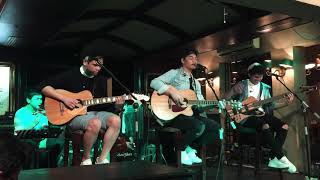berlari tanpa kaki - TheOvertunes (live acoustic, Pisa Cafe Menteng 2017)