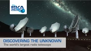 Discovering the unknown: the world's largest radio telescope Thumbnail