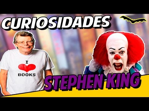 Livro Aberto | Curiosidades sobre Stephen King