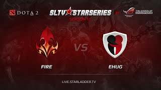 eHug vs Fire, game 2