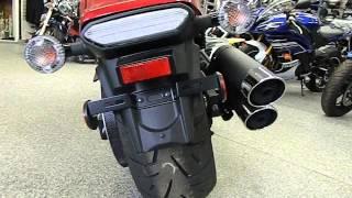 9. 2013 YAMAHA 1300 STRYKER CRUISER STREET MOTORCYCLE