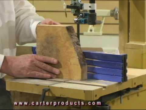 Carter Band Saw Guides