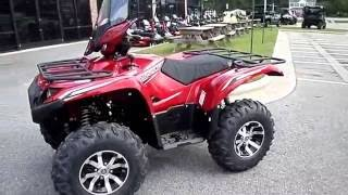 3. 2017 - Yamaha Grizzly EPS LE