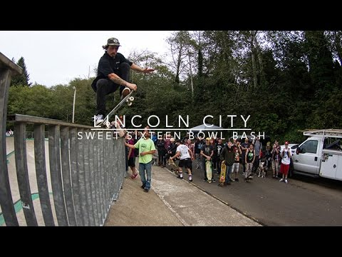 Sweet Sixteen Bowl Bash - Lincoln City