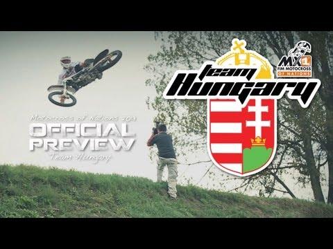 A nap videója: Team Hungary a Nemzetek Krosszán