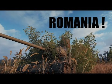 WOT - To Romania With Love | #WorldofTanks