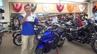 8. 2014 Honda CBR650F Review