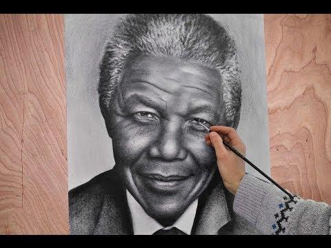 Mandela tegning