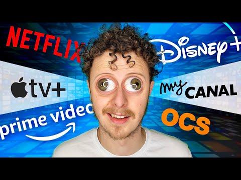 NORMAN - LES SÉRIES (Netflix, Prime Video...)