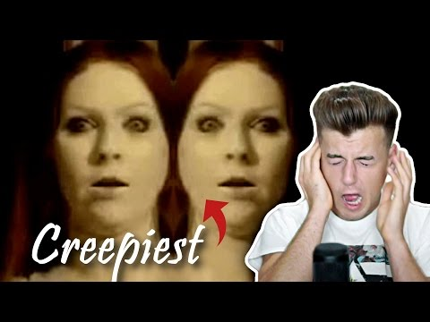 Reacting To The Creepiest Videos On The Internet