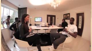 Yaya Toure Interview PART 1