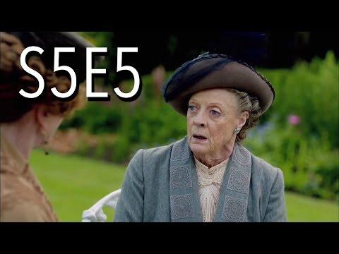 Downton Abbey Season 5, Episode 5 Review