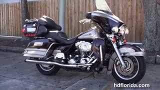 5. Used 2007 Harley Davidson Ultra Classic Electra Glide Motorcycles for sale