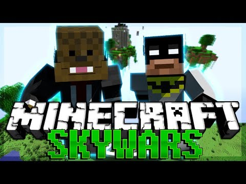 SNOWBALL KING Minecraft Skywars PVP Minigame w/ xRPMx13