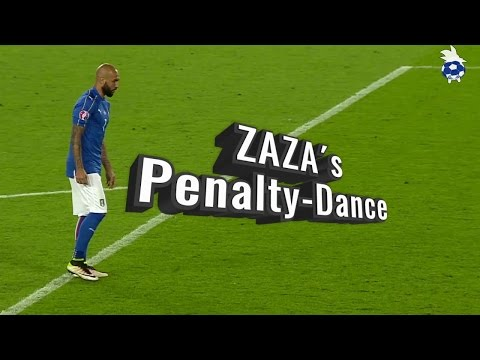 Zaza´s Penalty-dance