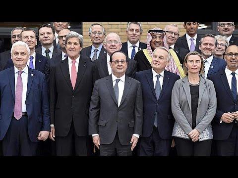 Ολάντ: «Μονόδρομος για την ειρήνη στη Μ. Ανατολή η λύση των δύο κρατών»