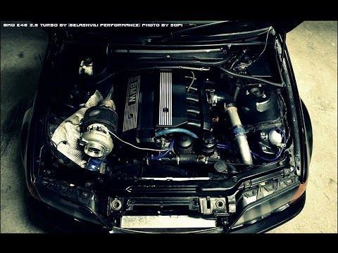 E46 323 Turbo