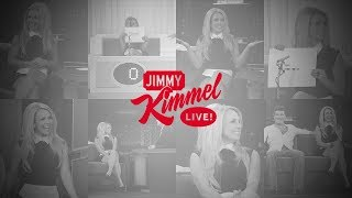 Britney Spears - Interview with Jimmy Kimmel 2012