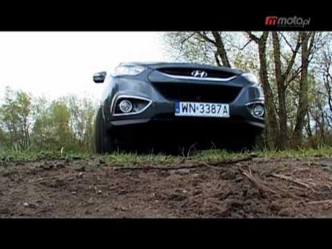 Moto.pl – test wideo | Hyundai ix35