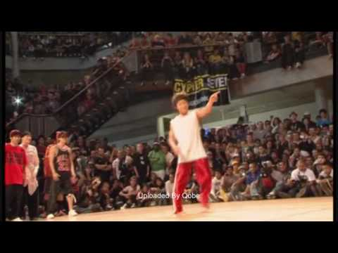 Bboy Pocket - IBE 2009 (Morning Of Owl) (HD!)