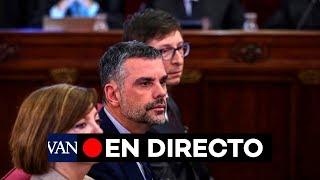 [EN DIRECTO JUICIO PROCÉS] Interrogatorios a Santi Vila, a Jordi Sànchez y Jordi Cuixart