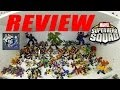 Review Cole o Marvel Super Hero Squad De 250 Bonecos