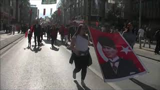Cumhuriyet Coşkusu 29 Ekim 2019