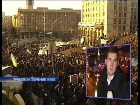 Новости. Вечер - Интер - 18.02.2014 (видео)
