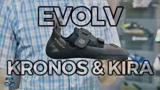 Evolv Kronos Kira climbing shoe - 2019 by WeighMyRack
