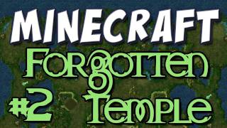Minecraft - Forgotten Temple Part 2 (Custom Map)