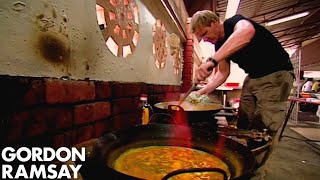 Gordon Ramsay Cooks For The Malaysian Prime Minister | Gordon's Great Escape