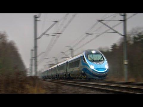 Nowy rekord Pendolino! 291 km/h na polskich torach