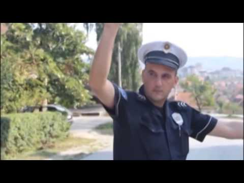SAOBRAĆAJNA POLICIJA KONTROLIŠE BRZINU KRETANJA VOZILA