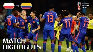 Video Poland v Colombia - 2018 FIFA World Cup Russia™ - Match 31 MP3, 3GP, MP4, WEBM, AVI, FLV September 2018
