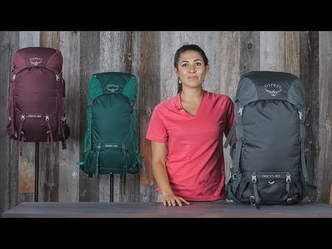 Osprey Packs | Rook/Renn Series