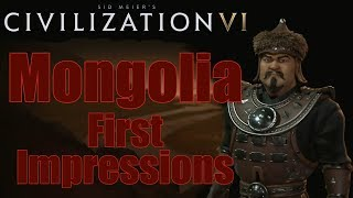 Video Civilization 6: First Impressions - Mongolia Civilization MP3, 3GP, MP4, WEBM, AVI, FLV Januari 2018