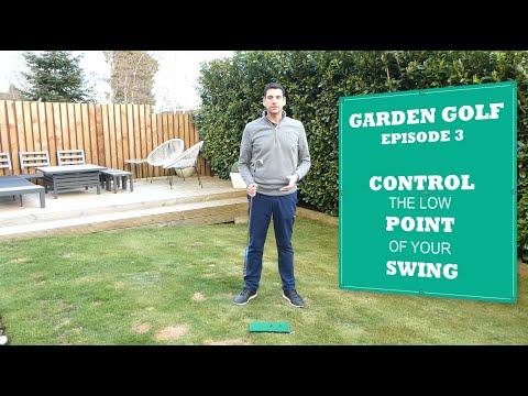 Garden Golf, Episode 3: Improve Your Ball Striking
