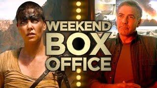 Weekend Box Office - May 22-25, 2015 - Studio Earnings Report HD